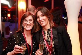 Marylène Boucard (Inowai) et Nadia Djenadi (IKO) ((Photo: Valéry Trillaud))