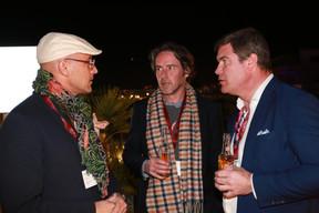 Vincent Bechet (Inowai), Luc Liégeois (Liegeois Group) et Lars Dupont (Ethias) ((Photo: Valéry Trillaud))