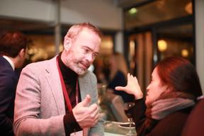 Frédéric Lempereur et Muriel Sam (Immobel) ((Photo: Valéry Trillaud))