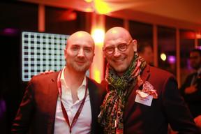 Tehdi Babigeon (Inowai) et Vincent Bechet (Inowai) ((Photo: Valéry Trillaud))