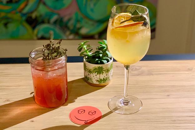 Dosage modéré n'est plus synonyme d'ennui dans la tendance actuelle, en matière de cocktails… (Photo: Maison Moderne)