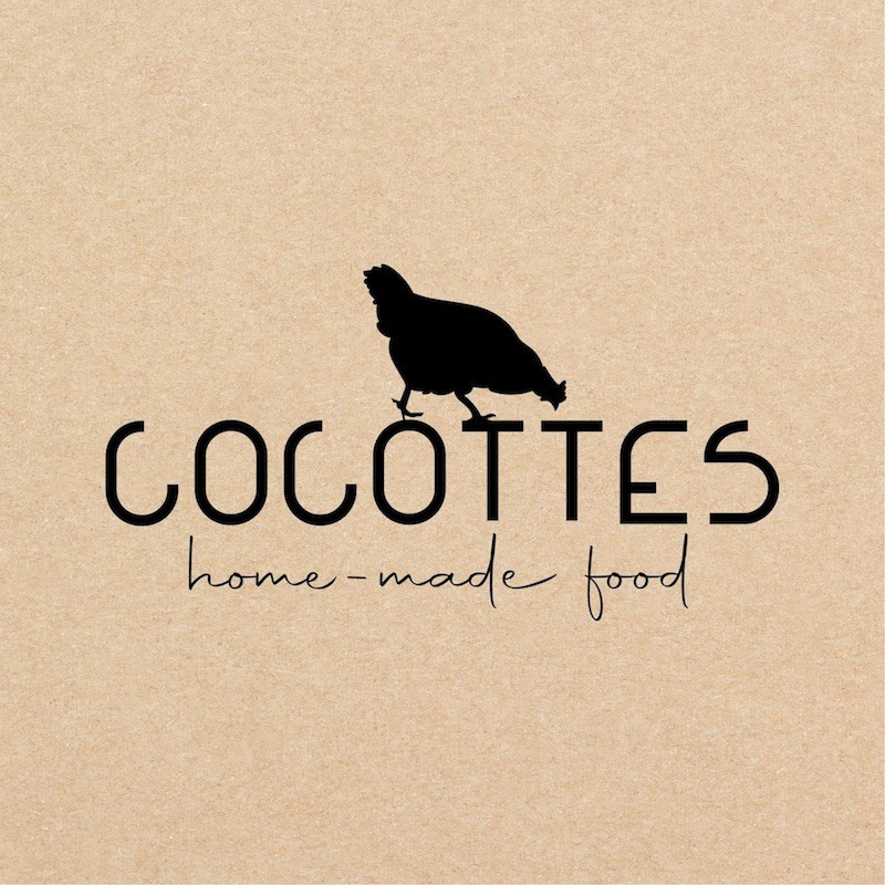 Cocottes' new visual identity was created in-house.  (Visual: Cocottes)