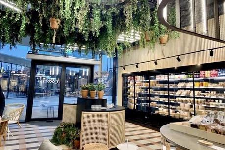 Trois espaces pour une même mission gourmande et connectée : la boutique Cocottes Infinity innove encore. (Photo: Clémentine Venck)