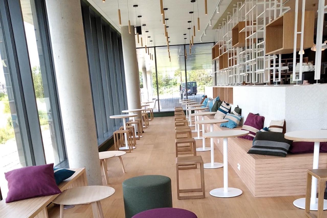 Ambiance «cosy» et belle terrasse pour la 11e boutique Cocottes, ouverte ce 14 juillet à Leudelange. (Photo: Cocottes)