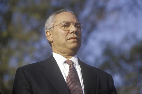 Colin Powella été le premier Afro-Américain à occuper un poste de chef d'état-major des armées aux États-Unis. (Photo: Shutterstock)