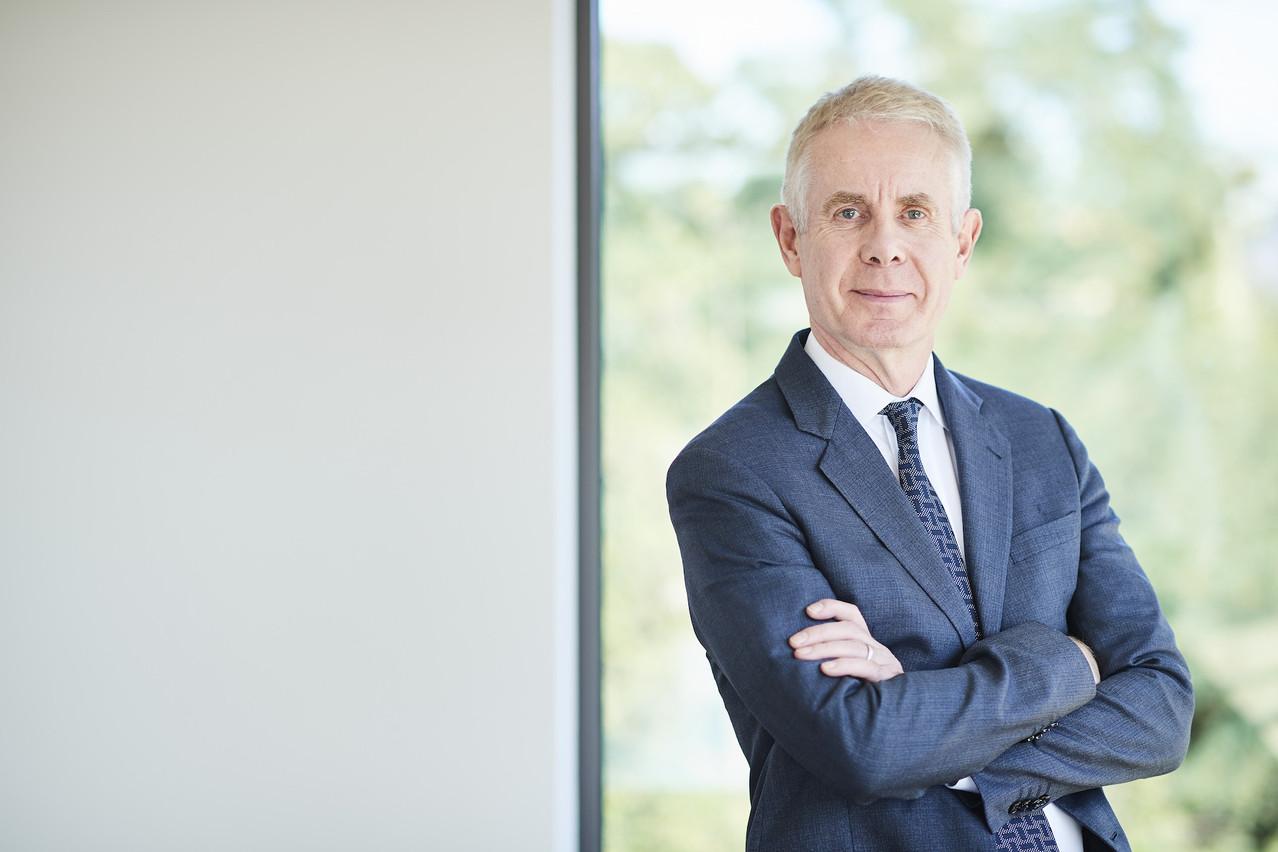 Colin Price est nommé au poste de group chief operating officer de KBL epb. (Photo: KBL epb)
