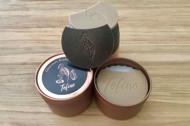 Des produits en circuit court au packaging, tout est cohérent dans l'approche haut de gamme des chocolats Tofino… (Photo: Maison Moderne)