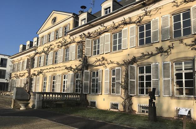 Les Mayrisch ont constitué une importante collection d'art pendant qu'ils habitaient au château de Colpach. (Photo: Paperjam)