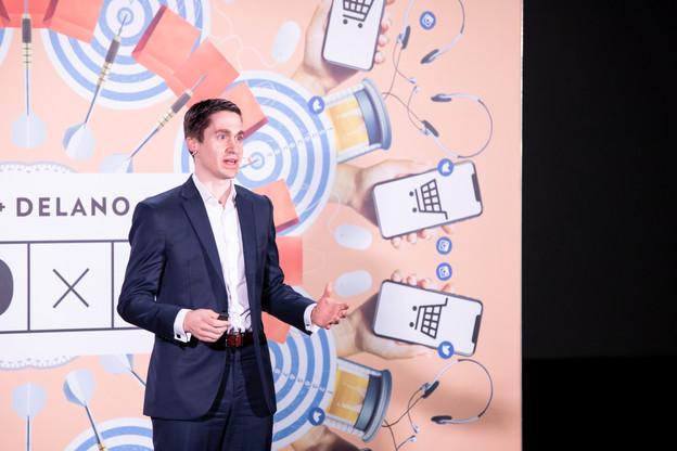 Adrien Kirschfink (Accenture) (Photo: Julian Pierrot / Maison Moderne)