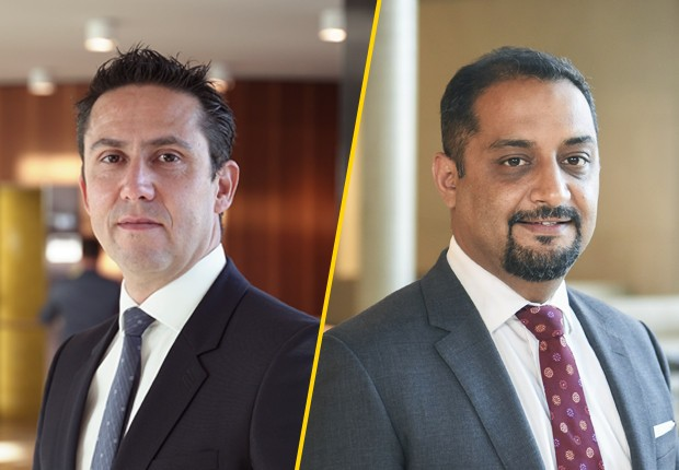 Laurent Moscetti et Ajay Bali, Partners Consulting, EY Luxembourg. (Photo: EY Luxembourg)