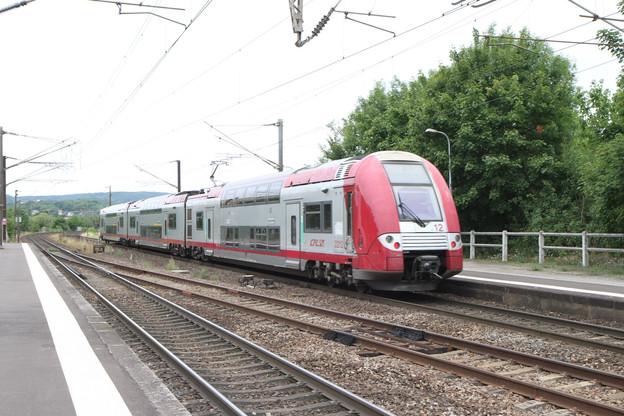 Ceci n'est pas un train. Pas seulement un train. Les CFL, opérateur historique de transport, embrassent la révolution digitale à grande vitesse. (Photo: Maison Moderne/archives)