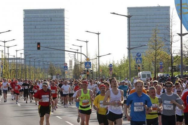 La Ville de Luxembourg préconise au public d'emprunter les transports en commun pour se rendre ou se déplacer en ville le jour du marathon. (Photo:  Archives Paperjam )