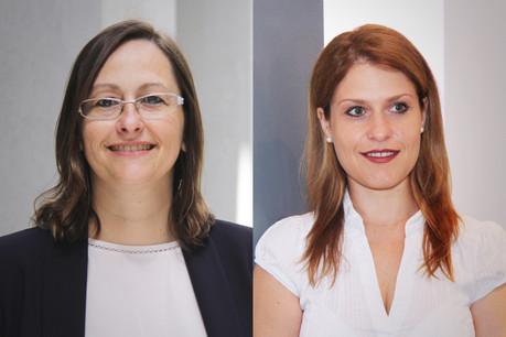 Carole Hein, directrice et Irina Hedea, associée de Deloitte Luxembourg (Photo: Deloitte Luxembourg)