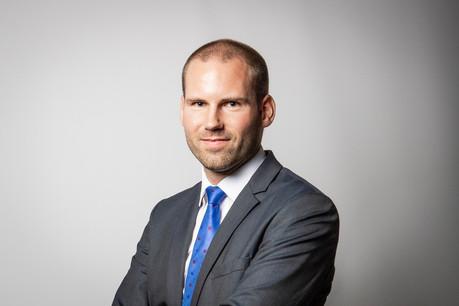 Alexandre Gauthy, macroéconomiste chez Degroof Petercam Luxembourg. (Photo: Maison Moderne)