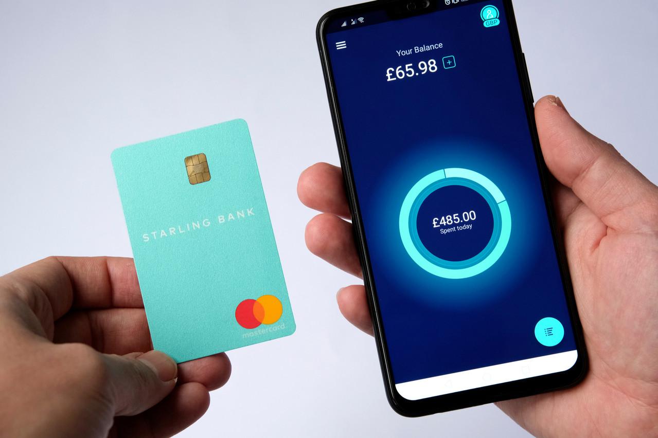 Starling Bank sera une des néobanques vedettes du Paris Fintech Forum, ces mardi et mercredi à Paris. (Photo: Shutterstock)