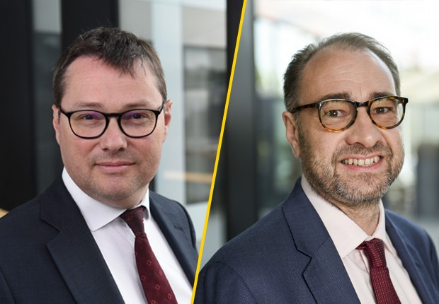 Bart Van  Droogenbroek , Partner, Tax leader et Marc Schmitz, Tax Partner  – EY. Ernst & Young Services SA