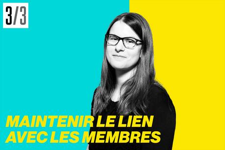 Emilie Bertoni, relationship manager du Paperjam Club. (Photo: Maison Moderne)