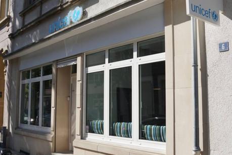 Unicef Luxembourg a créé un nouveau magasin et une «Unicef-Haus» rue Adolphe Fischer, en septembre 2018. (Photo: Unicef Luxembourg)