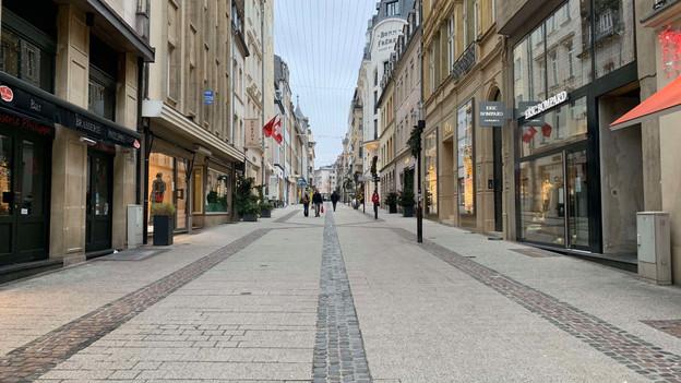 Après deux semaines de fermeture forcée, les commerces non essentiels pourront rouvrir lundi 11 janvier. (Photo: Maison Moderne)