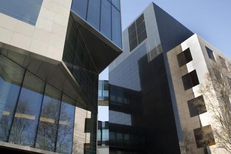 L'équipe commerciale de Banque de Luxembourg Investments est intégrée dans la nouvelle structure de Crédit Mutuel, sans quitter le boulevard Royal. (Photo: Maison Moderne/Archives)