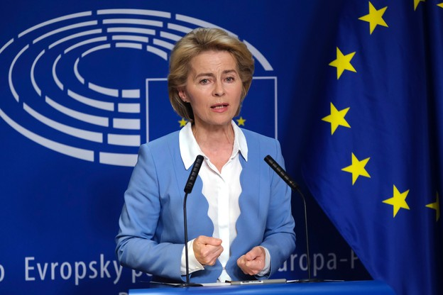 La présidente de la future Commission aimerait 13 commissaires masculins et 13 féminins pour siéger à Bruxelles. (Photo: Shutterstock)