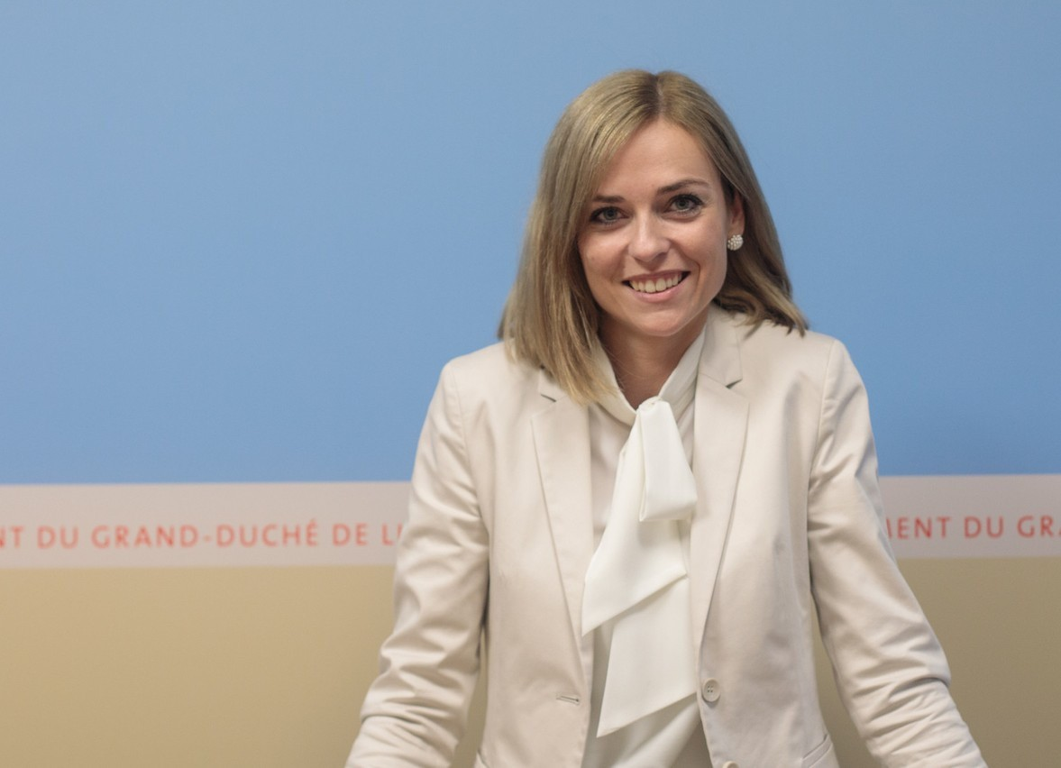 Interior minister Taina Bofferding confirmed to Syvicol that the local elections will be brought forward by a few weeks, as agreed in 2017. (Photo: Matic Zorman/archives)