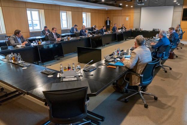 Une nouvelle entrevue entre le Syvicol et le gouvernement aura lieu le 8 octobre pour évoquer les subventions étatiques envers les communes. (Photo: SIP/Emmanuel Claude)