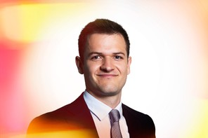 Nathaniel Wejchert, Buy Side Equity Analyst – DPAM. (Photo: Maison Moderne)