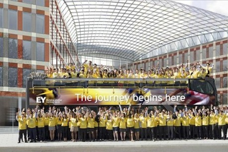 EY Luxembourg accueille 140 nouveaux collaborateurs au 15 septembre. (Photo: EY Luxembourg)
