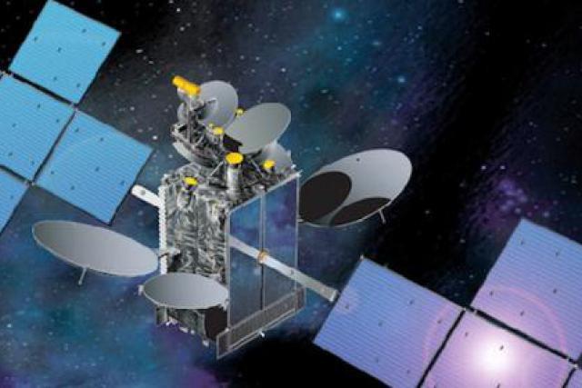 Satellite NSS-12 (Photo : SES°