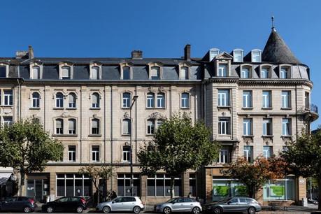 The Avenue est le troisième centre d'affaires de Ginkgo Solutions Facilities installé à Luxembourg-ville. (Photo: Ginkgo Solutions Facilities)