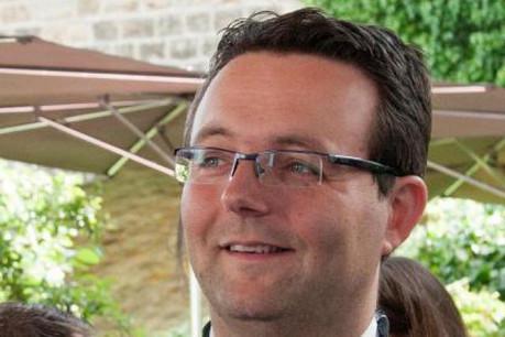 Robert van den Oord (Photo : Blitz/archives)
