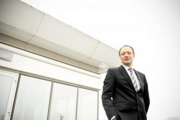 Pascal Denis, country managing director d'Accenture Luxembourg. (Photo : archives paperJam)