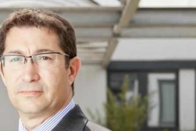 Fabrice Poncé – directeur général Adecco Group Luxembourg (Photo : Julien Becker / archives)