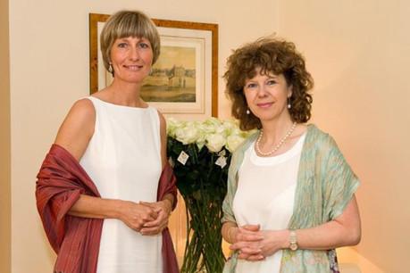 Josiane Eippers et Joëlle Letsch, les co-fondatrices de ADT-Center. (Photo: ADT-Center)