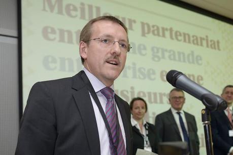 Dominique Roger, general manager au sein d'ALD Automotive Luxembourg. (Photo: Maison moderne / archives)