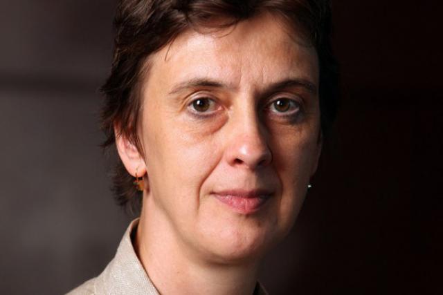Katharina Pistor (Photo: DR)