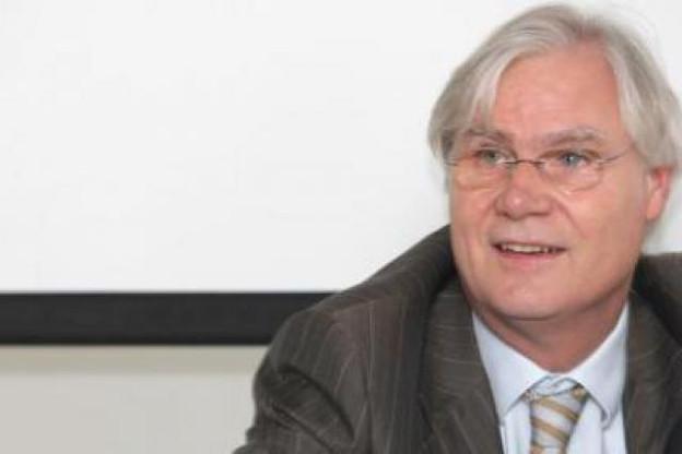 Romain Bausch, l'un des deux nouveaux administrateurs d'Aperam. (Photo: Luc Deflorenne/archives)