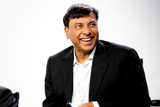 Lakshmi N. Mittal, president and CEO of ArcelorMittal. (Photo: David Laurent / archives)
