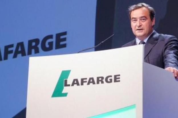 Bruno Lafont, président et directeur général de Lafarge, nouveau membre indépendant du conseil d'administration d'ArcelorMittal. (Photo: Lafarge - Vincent Rackelboom)