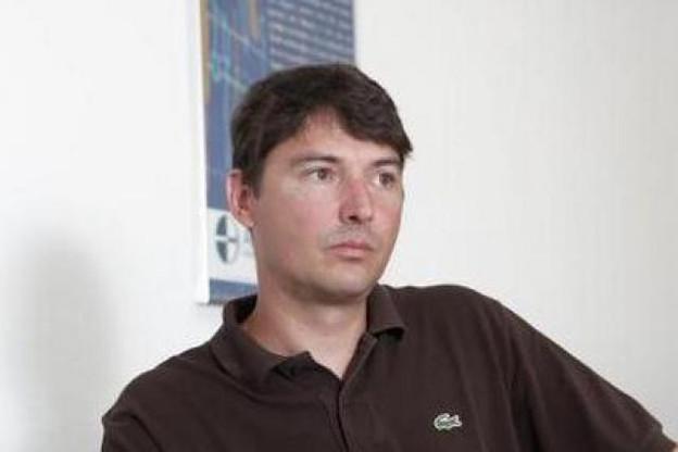 Philippe Petit est managing director de Artemis Information Management (Photo: Luc Deflorenne/archives)