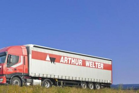 (Photo: Arthur Welter Transports)