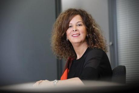 Amal Choury, présidente du conseil d'administration d'Eurocloud Luxembourg (Photo: Luc Deflorenne / archives)