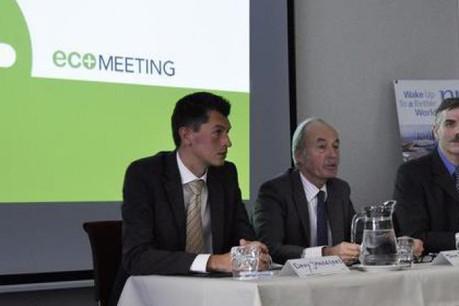 NH Luxembourg promeut avec succès le concept Ecomeeting. (Photo: NH Hoteles)