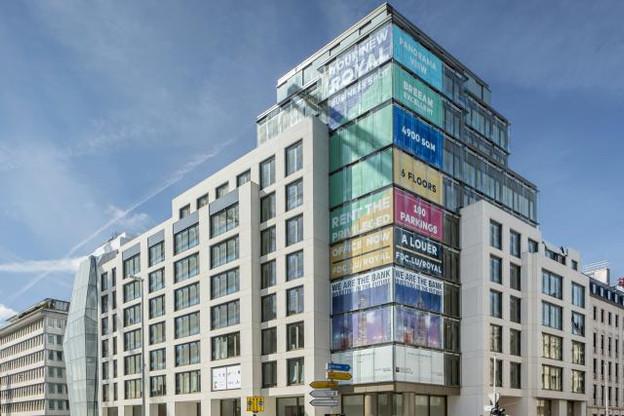 Le nouveau bâtiment se situe au centre de Luxembourg-Ville au 16, boulevard Royal. (Photo: Eric Chenal / archives)