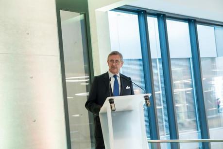 Carlo Thill, CEO de BGL BNP Paribas (Photo: paperJam / Archives)