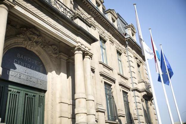 La somme des bilans des établissements de crédit s'est élevée à 773.834 millions d'euros au 31 mai 2018 contre 758.380 millions d'euros au 30 avril 2018. (Photo: Maison moderne / archives)