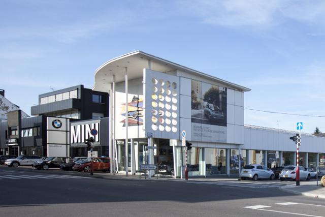 Arnold Kontz Group cède son activité BMW et Mini au groupe automobile suédois Bilia. (Photo: Arnold Kontz Group)