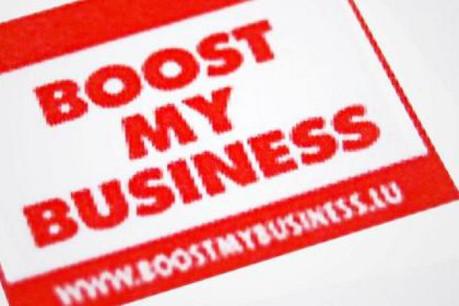 Concours «Boost my business» pour remporter jusqu'à 100.000€ HT d'investissement. (Illustration: Boost My Business)