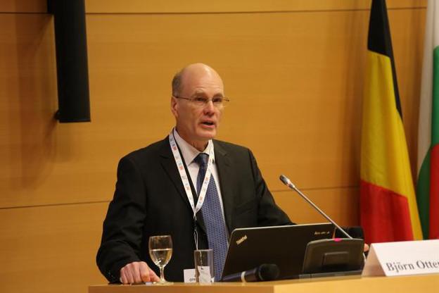 Bourse de recherche «ERC Advanced Grant» pour le professeur Björn Ottersten. (Photo: DR)